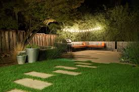 floodlights for backyard