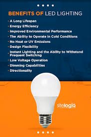 benefits of led lamps